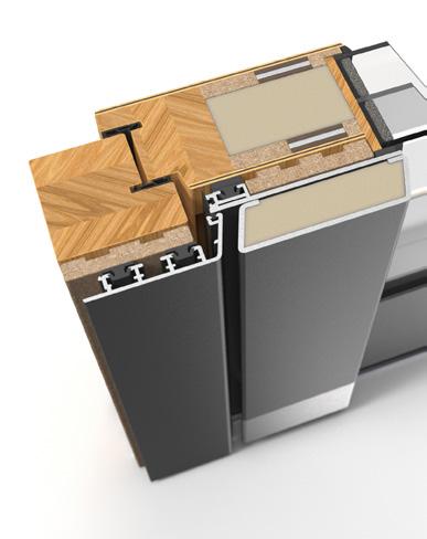 Pirnar Austattung Profil Holz-Alu Multilevel