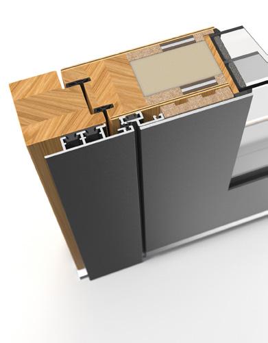 Pirnar Austattung Profil Holz-Alu Premium Level