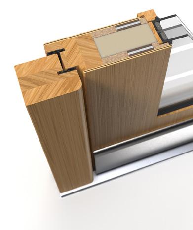 Pirnar Austattung Profil Holz Optimum Soft