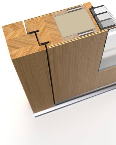 Pirnar Austattung Profil Holz Pure Level