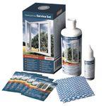 Weiss Chemie - Reinigungs & Pflegeset Premium für Kunststofffenster 001