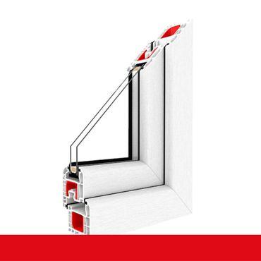 Kunststofffenster Weiss FX Dreh Kipp 2-fach 3-fach Verglasung alle Größen