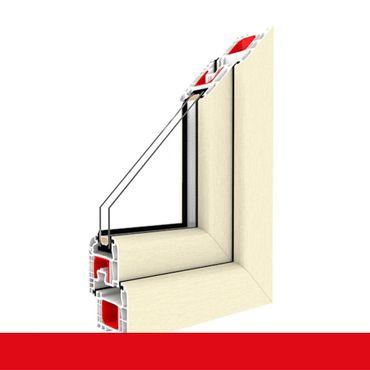 2-flügliges Kunststofffenster Cremeweiß Dreh-Kipp / Dreh-Kipp mit Pfosten ? Bild 1