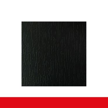2-flüglige Balkontür Kunststoff Stulp Dunkelgrün ? Bild 5