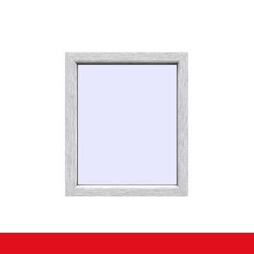 Festverglasung einflügeliges Fenster | Aluminium Gebürstet ? Bild 1