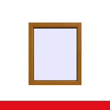 Festverglasung Fenster fest im Rahmen | Bergkiefer