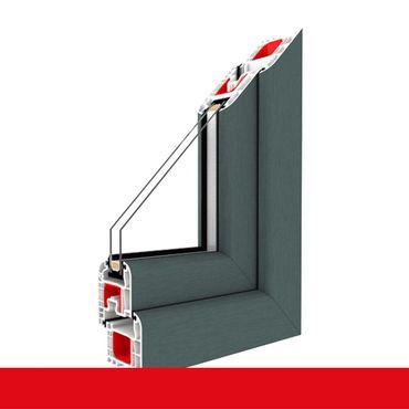 Stulpfenster Basaltgrau beidseitig 2 flg. D/DK Kunststofffenster mit Stulp ? Bild 3