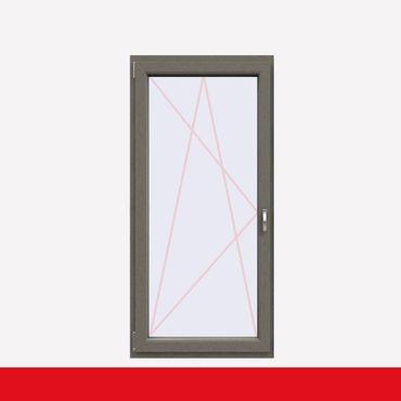 1 flügelige Balkontür Kunststoff Betongrau (beidseitig) Dreh-Kipp ? Bild 1