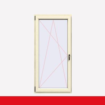 1 flügelige Balkontür Kunststoff Cremeweiß (beidseitig) Dreh-Kipp ? Bild 1