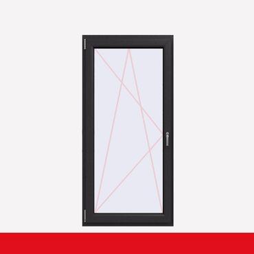 1 flügelige Balkontür Kunststoff Crown Platin (beidseitig) Dreh-Kipp ? Bild 1