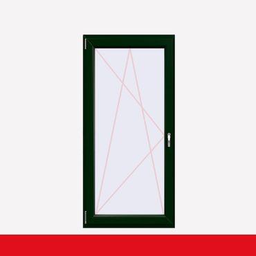 1 flügelige Balkontür Kunststoff Dunkelgrün (beidseitig) Dreh-Kipp ? Bild 1