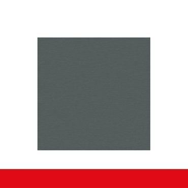 2-flüglige Balkontür Kunststoff Stulp Basaltgrau beidseitig ? Bild 4