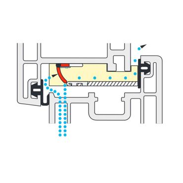 Fensterfalzlüfter REGEL-air® FFL Typ 29 (1 Paar) ? Bild 6