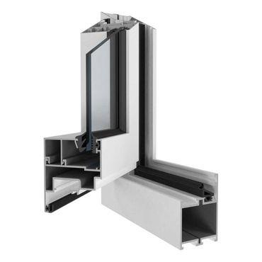 Aluminiumfenster Drutex ALU MB-45 Fenster RAL7016 Anthrazit – Bild 3