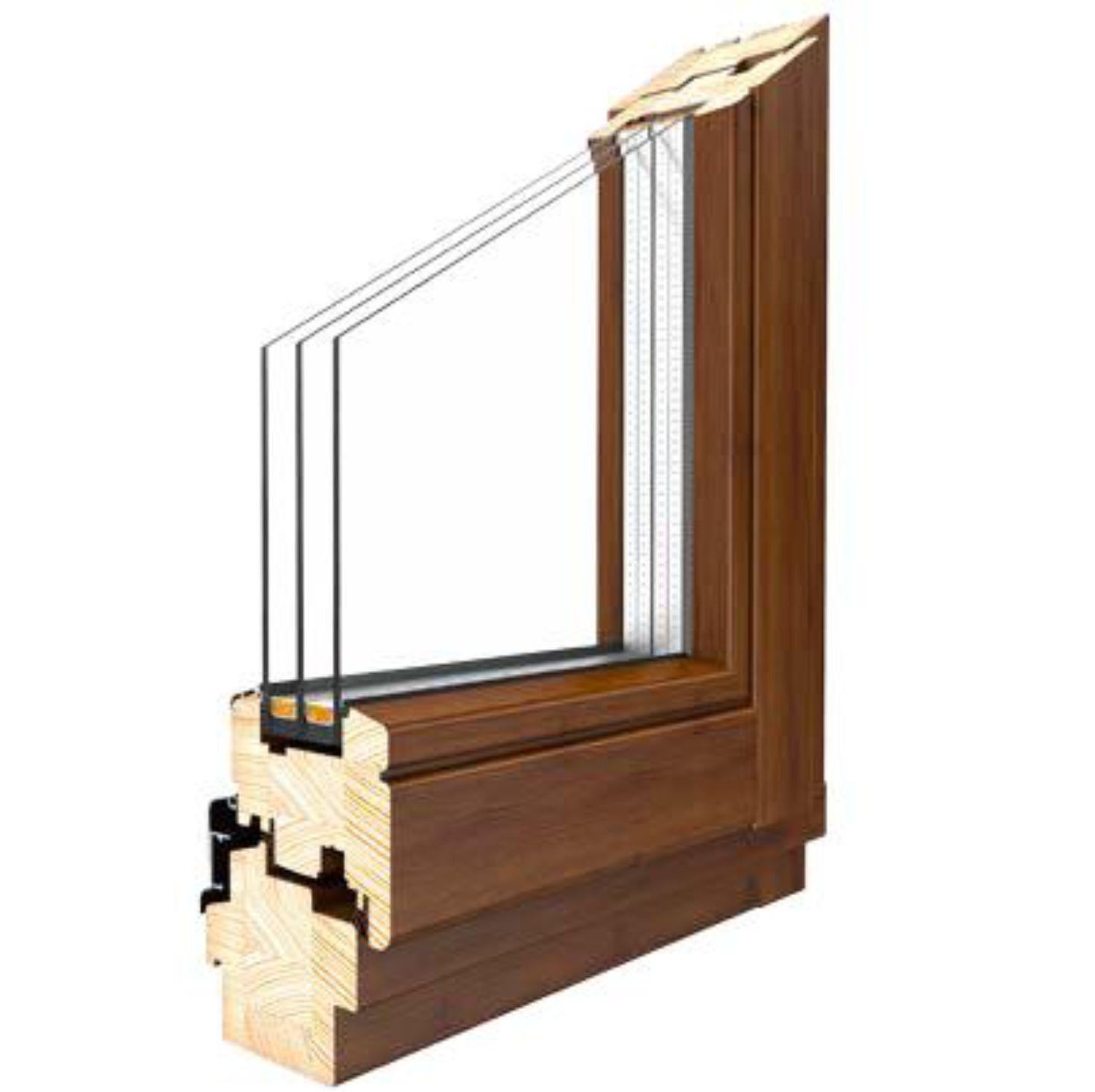 Holzfenster drutex softline 68 meranti holz fenster alle for Holzfenster shop