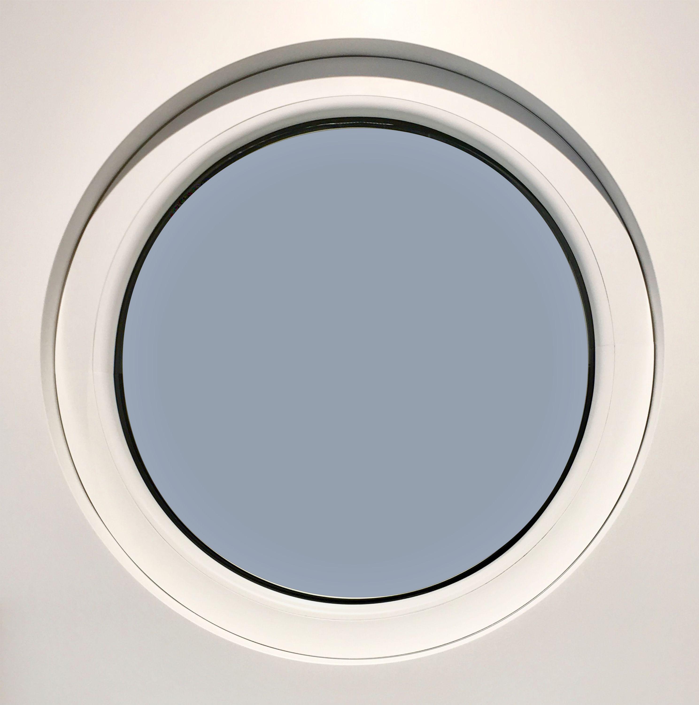 Bevorzugt Rundfenster Bullauge rundes Fenster rund fest 70mm Rahmen alle ZV09