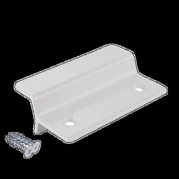 greenteQ - Glasfalzgriff mit Steg inkl. Befestigung ? Bild 2