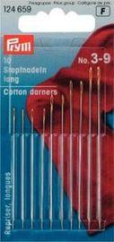 Prym Stopfnadeln lang Stahl 3-9 silberfarbig