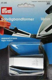 PRYM Schrägbandformer Schrägband Former 12 mm 611343