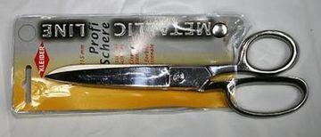 Kleiber  ganzmetall Schere 215 mm Stoffschere 921-47