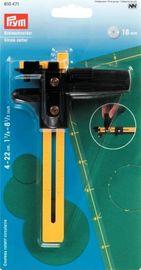 1 Kreisschneider 4-22 cm Zirkelmesser Rollschneider 18 mm Klinge