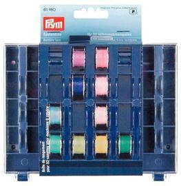 Spulendose für 32 Nähmaschineninenspulenleer