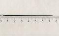 1 Qualitäts Sacknadel Packnadel Fleischer Nadel Nadel spitz rund 7,6 cm DEUTSCHES Produkt