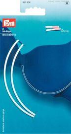 BH Bügel Ersatzbügel Länge 25.5 cm x15,5 cm Qualität 991808  weiß