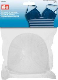BH-Schalen für Bademoden B weiß 992301 Prym