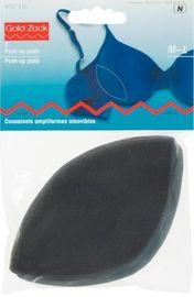 Push-up pads M - L schwarz
