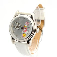 disney-ladies-automatic-watch-with-daisy-duck-theme-di-094491-d38-w