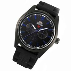 herrenuhren/quarz/orient-sp-sporty-blue-quarz-tag-datum-kautschuk-schwarz-gun-color-fux00001b0