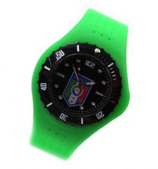 men-s-bracelet-wristwatch-quartz-green-black-revolving-bezel-with-minute-scale-black-dial-mit-forza-azzurri-logo-silicone