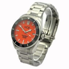 WCC Diver Watch Automatic BGW9 30 ATM Sapphire WCC Special design orange