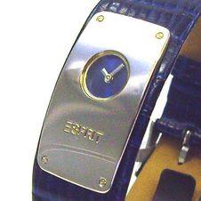 ausverkauft/esprit-uhr-blue-lizard-damen-leder-uhr-es000d92003