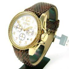 ausverkauft/esprit-damenchronograph-confidence-gold-4388089