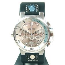 esprit-time-stripe-silver-chrono-es000aa1002