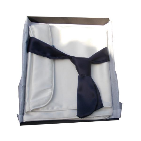 Susurrus Kissenbezug organic silk (white) – Bild 1