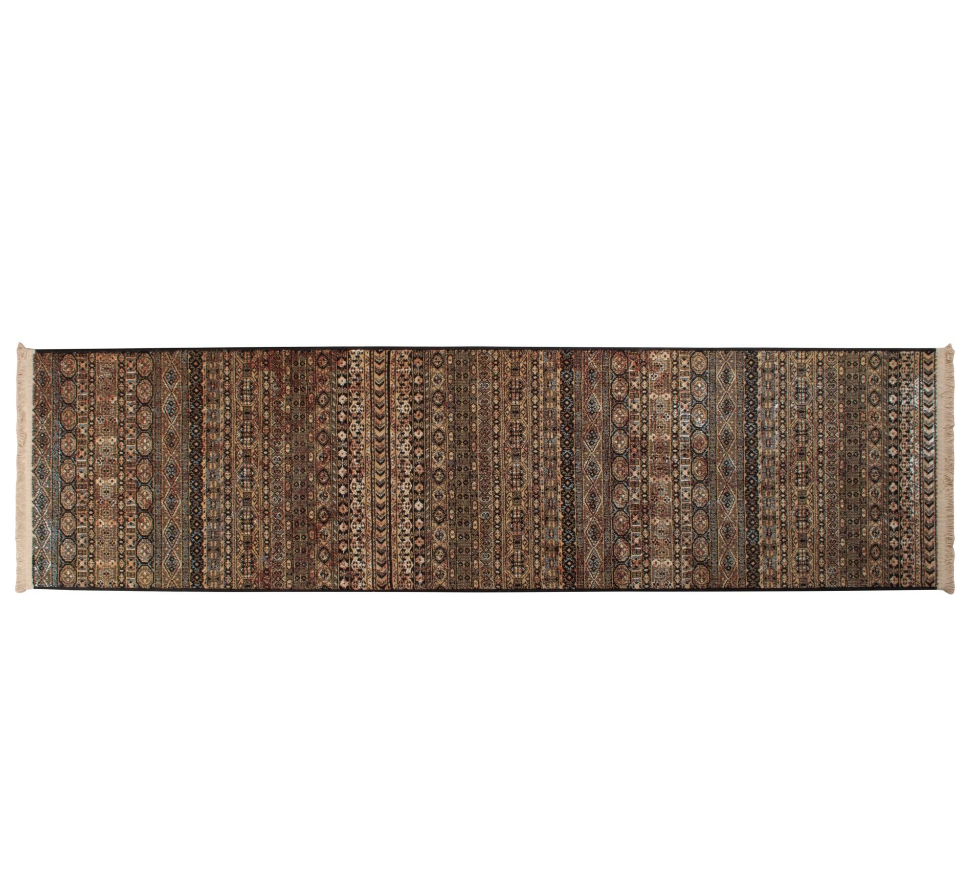Dutch Bone Teppich SHISHA 67x245 CAVE