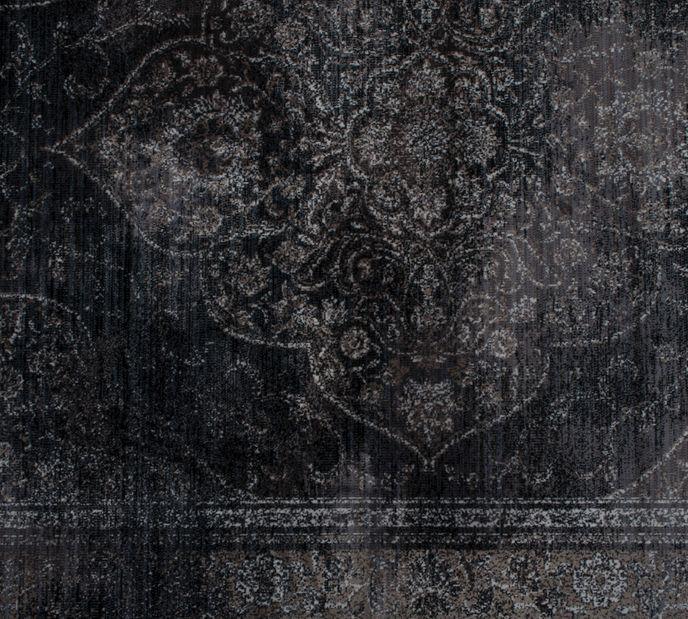 Dutch Bone Teppich RUGGED 200x300 DARK – Bild 3