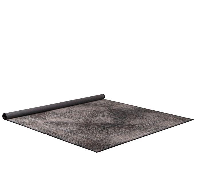 Dutch Bone Teppich RUGGED 200x300 DARK – Bild 2