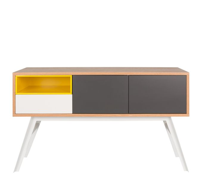 Gabler Design Sideboard ALPS YELLOW