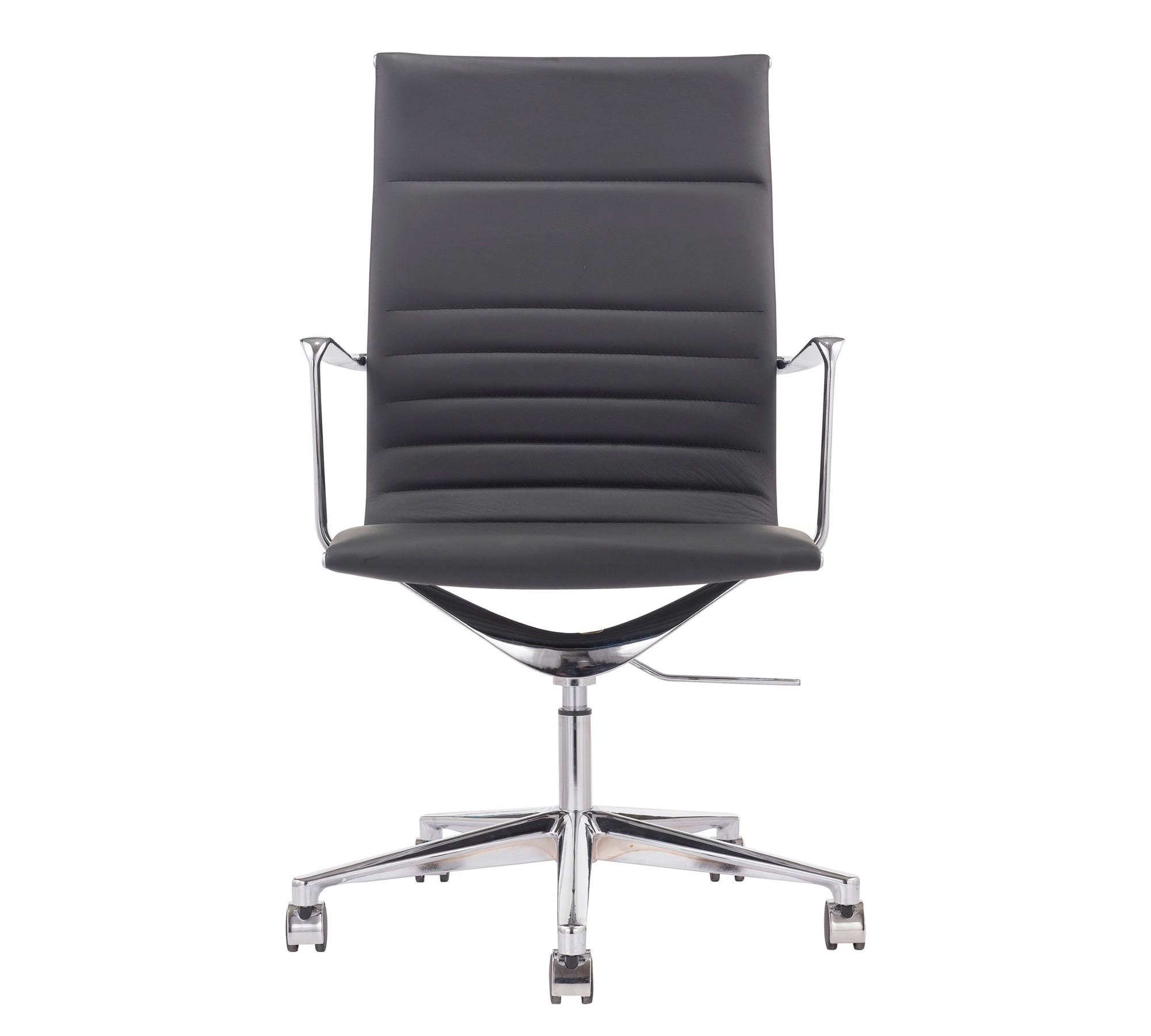 Gabler Premium Chefsessel 1030RH Echt Leder schwarz