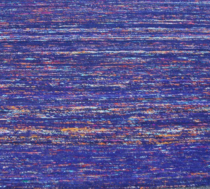 Musterring Flachwebteppich Dresden 170x240 cm purple  – Bild 3