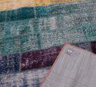 Talis Teppiche 170x240 Vintage Patchwork multicolor handgeknotet aus Türkei – Bild 2