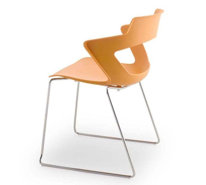 Gabler Design Stapelstuhl AOKI Polycarbonat