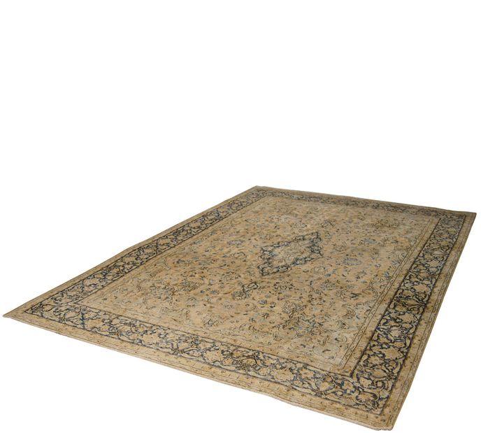 Vintage Carpets 8175 Recolored Teppich 310x225cm handgeknüpft persisch – Bild 1