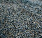 Musterring Shaggy Lille 140x200 Teppich türkis handarbeit  – Bild 5
