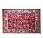 DutchBone BID Teppich im Vintage-Design 170x240 old red