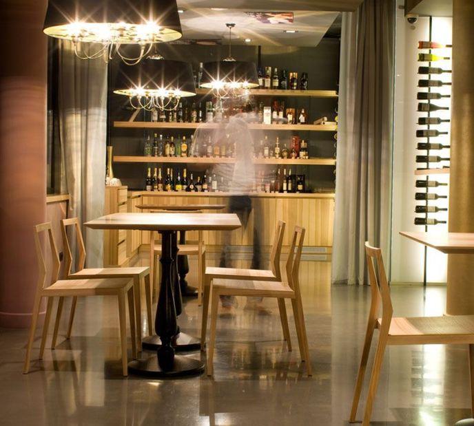 Mint Design Ghost Holzstuhl aus Massivholz viele Varianten – Bild 10